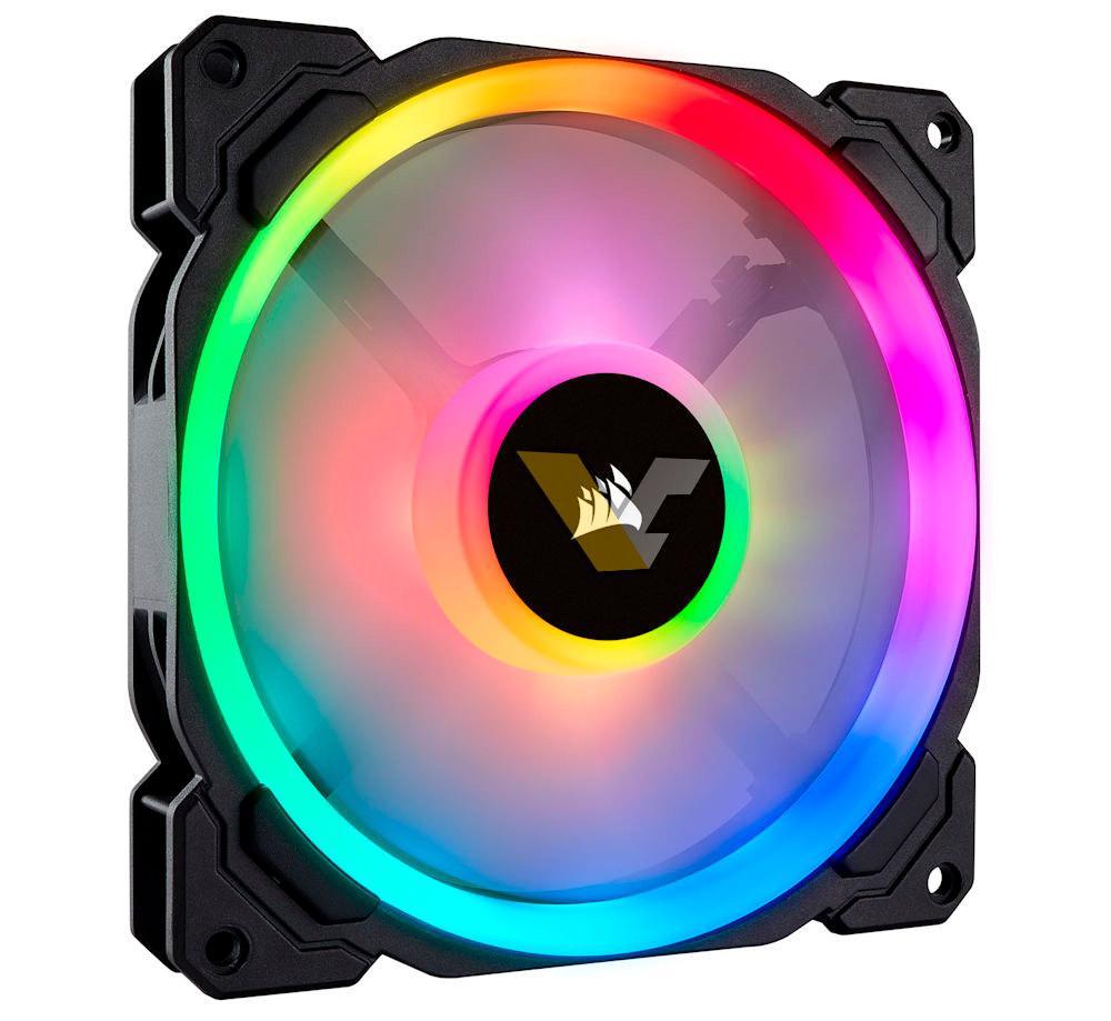 Corsair LL140 LL120 RGB fans 3