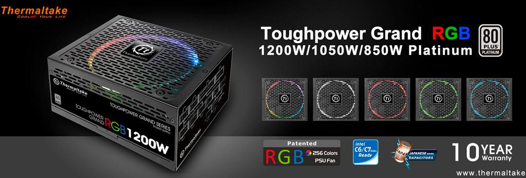 Thermaltake Toughpower Grand RGB Platinum 5