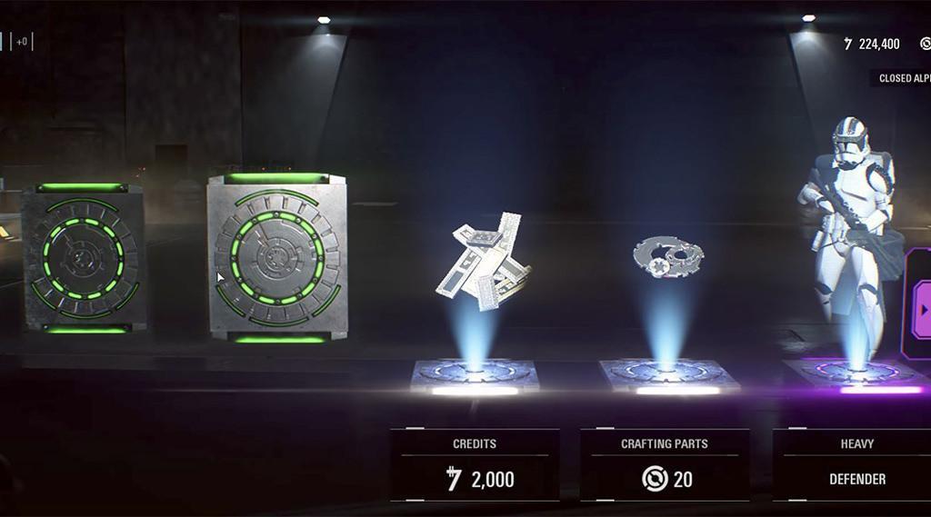 battlefront2 loot crates 2