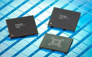 Toshiba атаковали хакеры. 100 000 кремниевых пластин потеряны