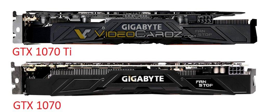 Gigabyte GeForce GTX 1070 Ti Gaming 3