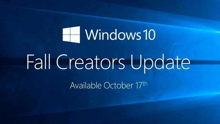 Обновление Windows 10 Fall Creators Update уже доступно для загрузки