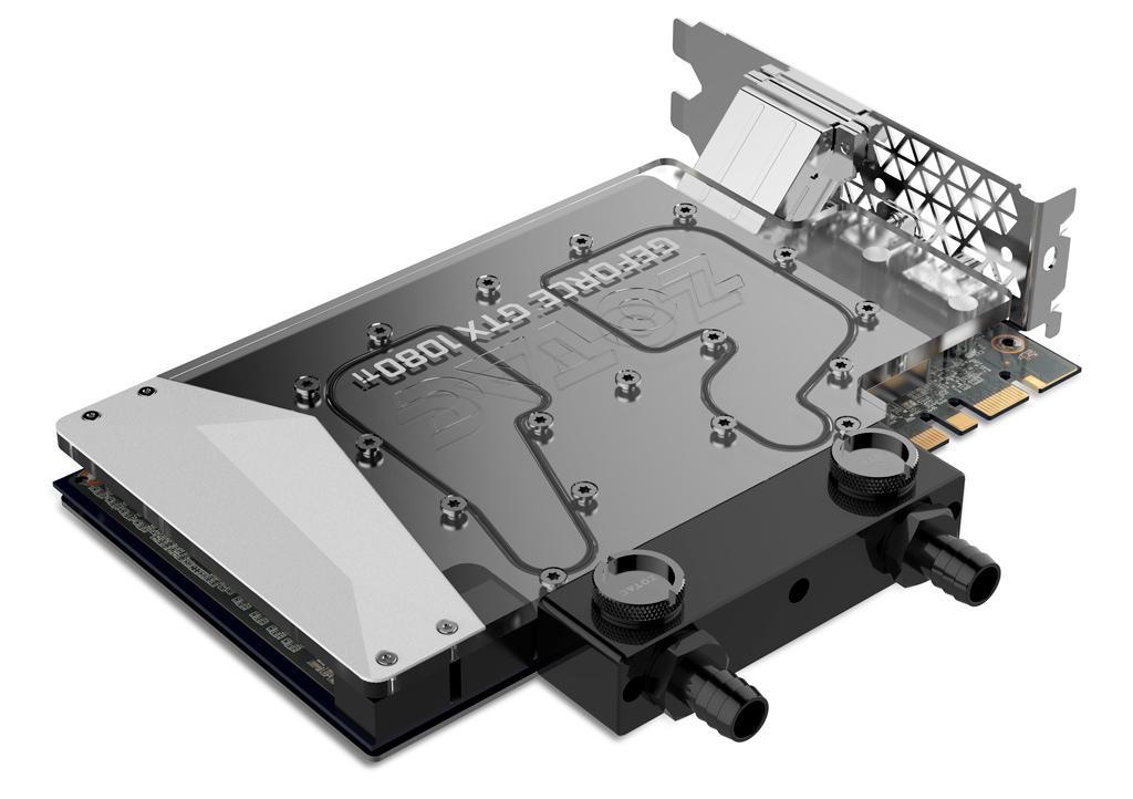 Zotac GeForce GTX 1080 Ti ArcticStorm Mini 1