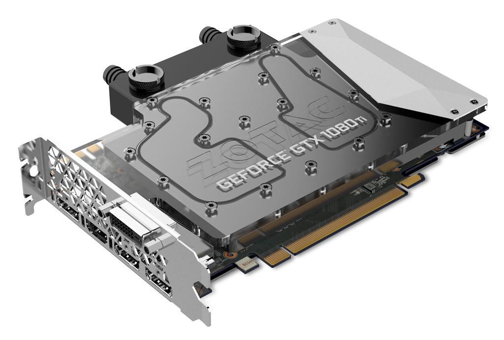 Zotac GeForce GTX 1080 Ti ArcticStorm Mini 2