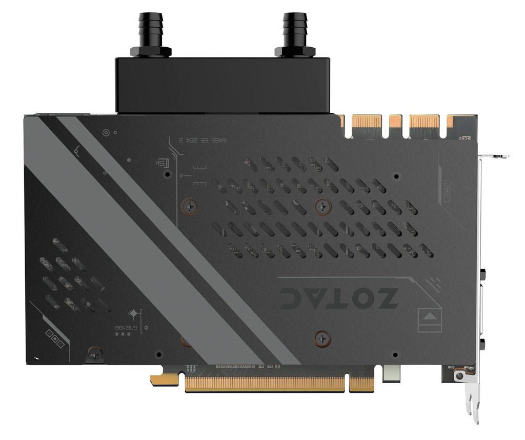 Zotac GeForce GTX 1080 Ti ArcticStorm Mini 4