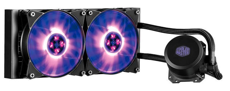 Cooler Master MasterLiquid ML120L ML240L RGB 2