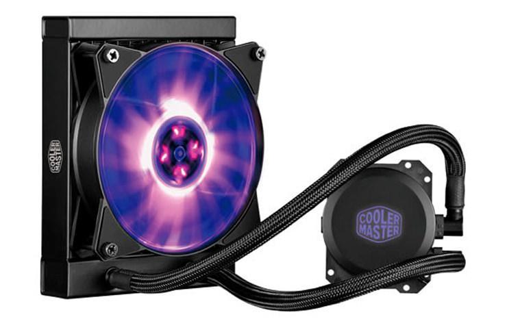 Cooler Master MasterLiquid ML120L ML240L RGB 3