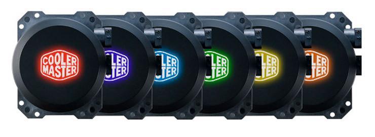 Cooler Master MasterLiquid ML120L ML240L RGB 4