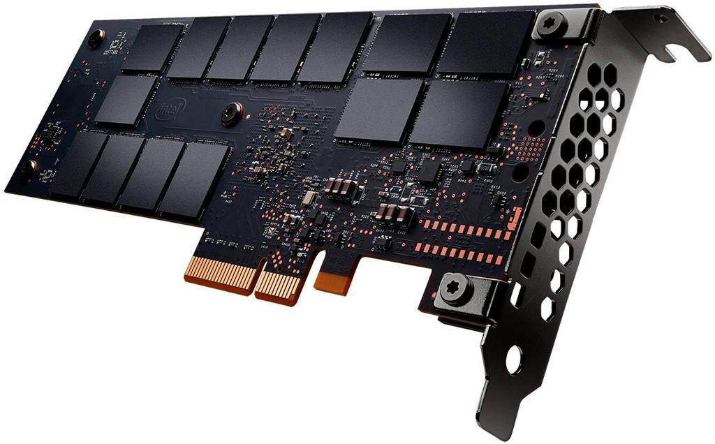 Intel Optane SSD 900p получит интерфейс PCI-Express 4.0?