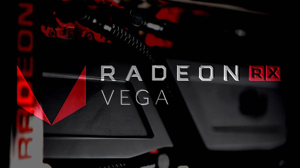 AMD radeon RX Vega AIB