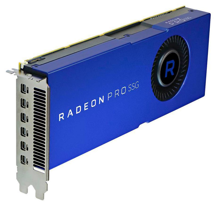 AMD Radeon PRO SSG 2