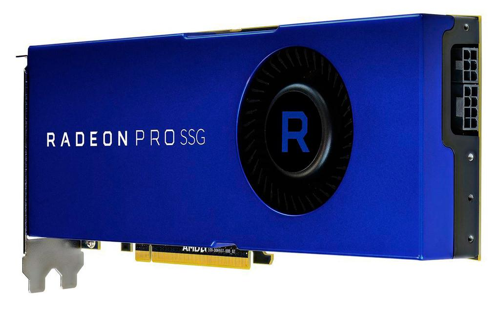 AMD Radeon PRO SSG 3
