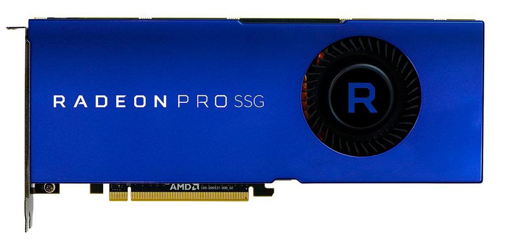 AMD Radeon PRO SSG 4
