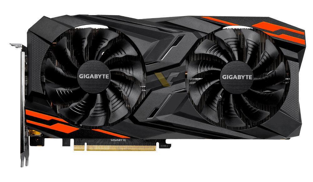Фото видеокарты Gigabyte Radeon RX Vega 64 Gaming OC