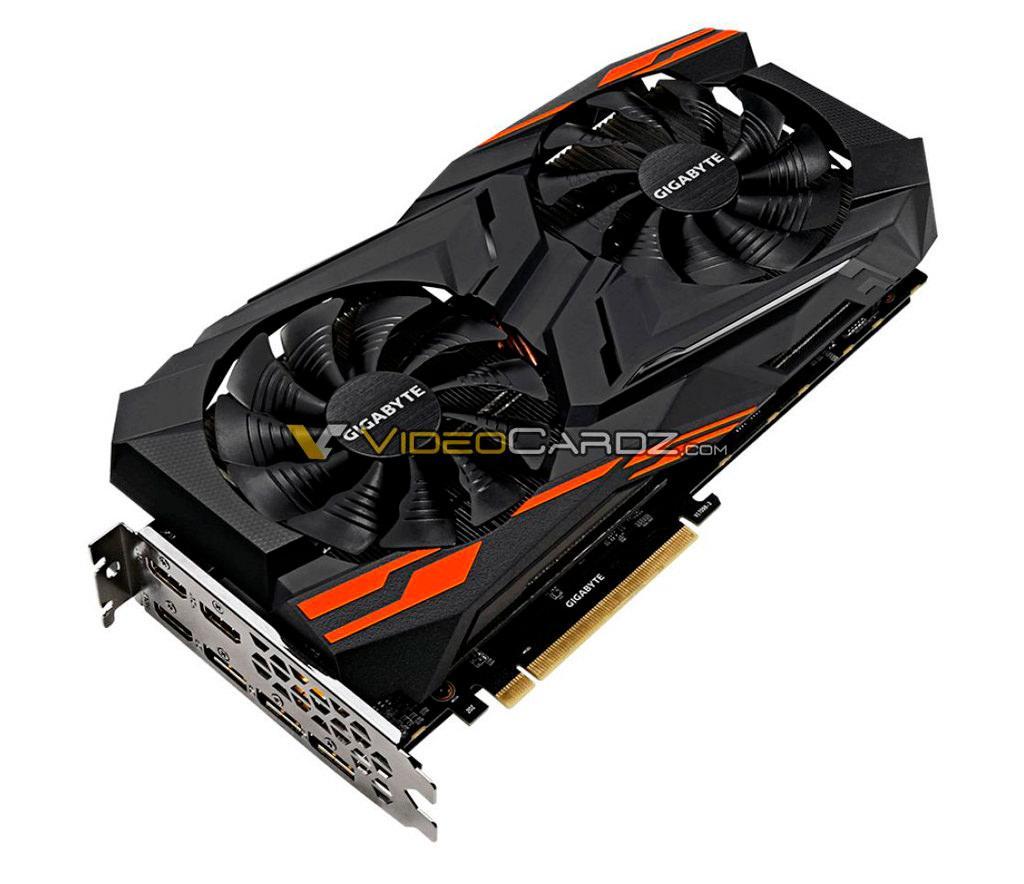Gigabyte Radeon RX Vega 64 Gaming OC 4