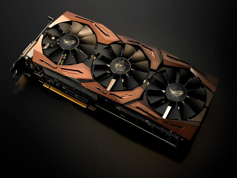 ASUS ROG Strix GeForce GTX 1080 Ti Assassins Creed 1