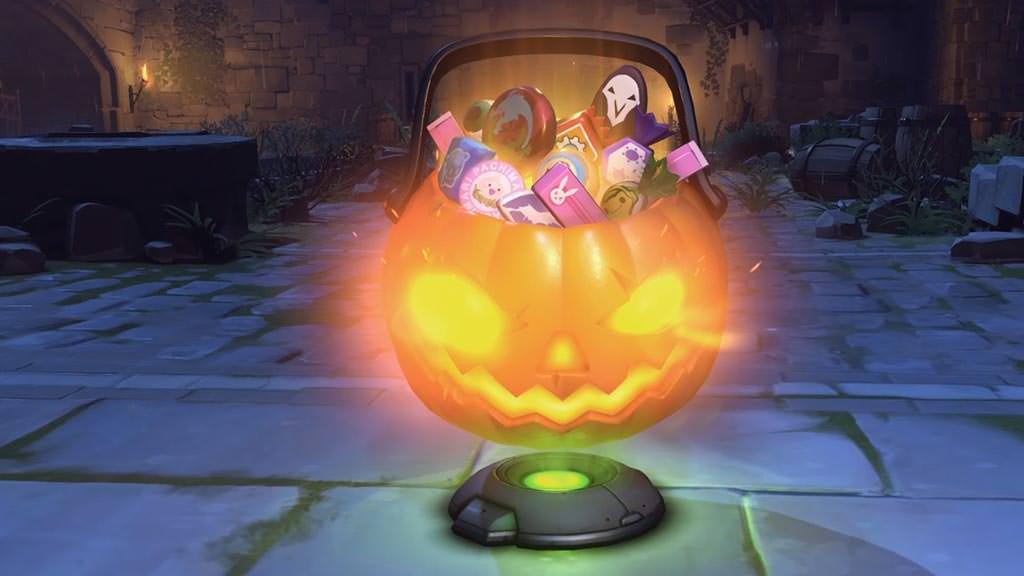 Blizzard объявила дату начала проведения ивента Halloween Terror 2017 в командном шутере Overwatch