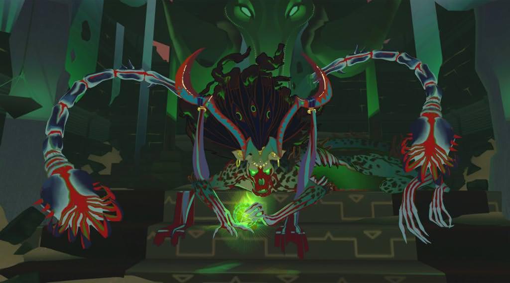 Turtle Rock Studios анонсировала новую VR игру The Well