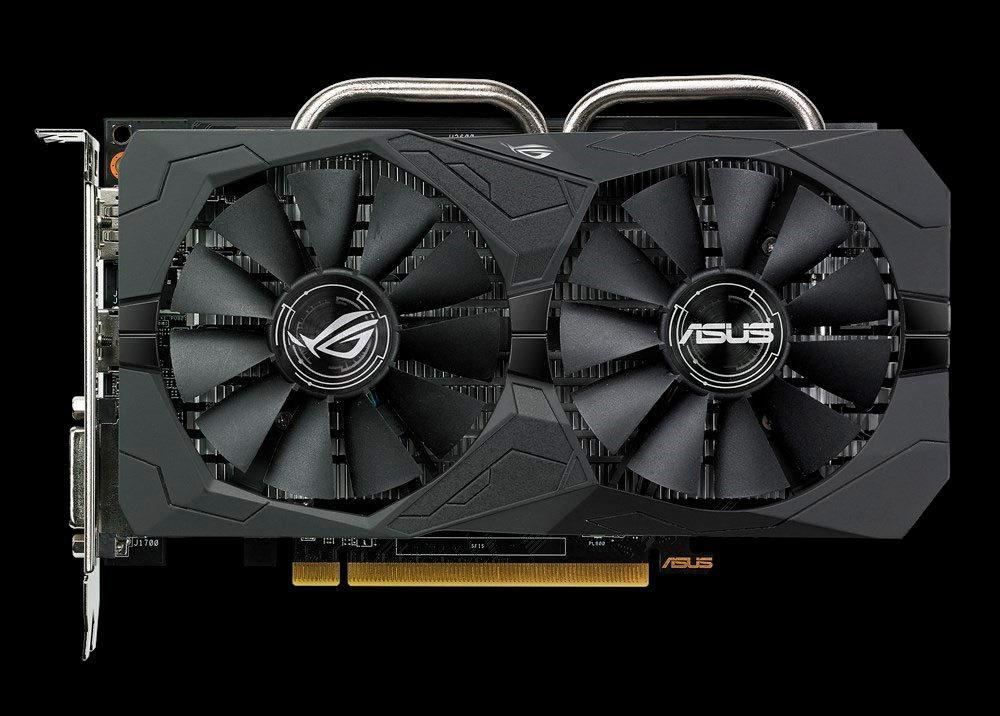 ASUS ROG Strix Radeon RX 560 EVO 2
