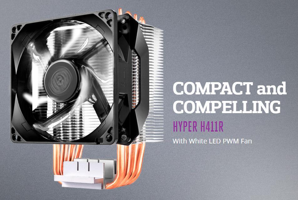 Cooler Master Hyper H411R 1