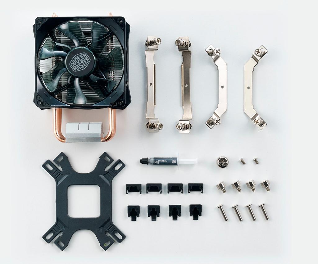 Cooler Master Hyper H411R 3
