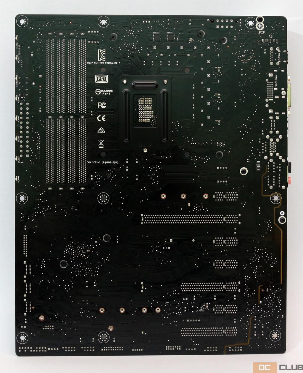 Intel z370 i7 8700 11