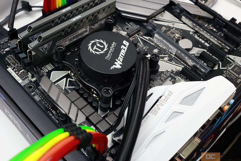 Intel z370 i7 8700 14