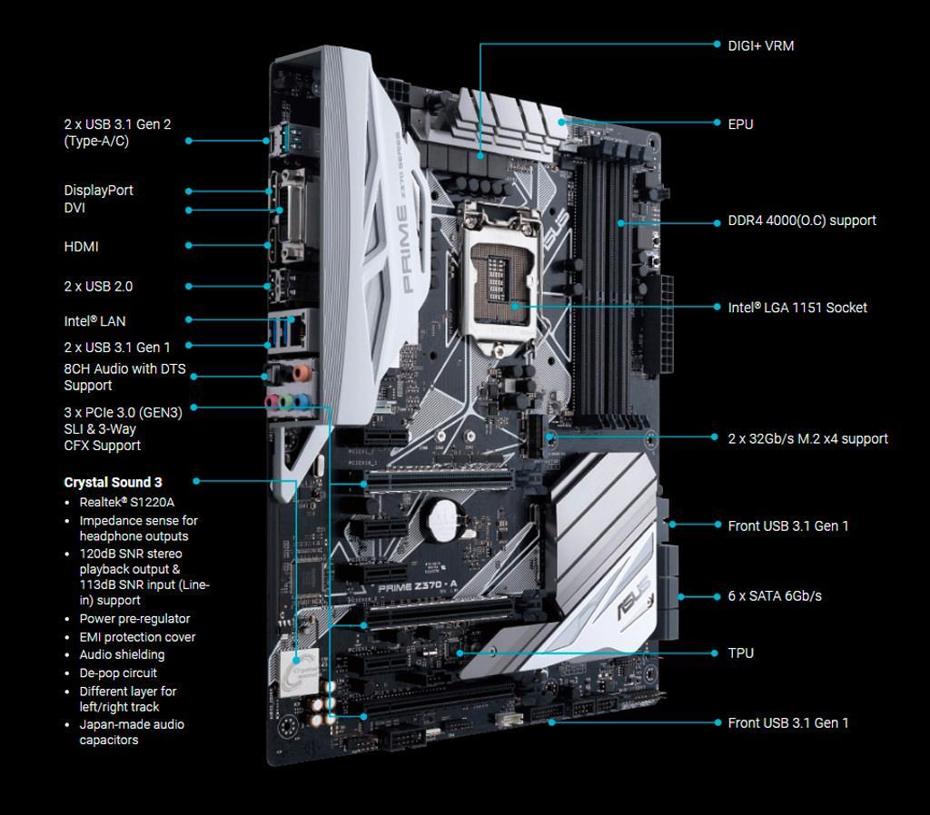 Intel z370 i7 8700 43