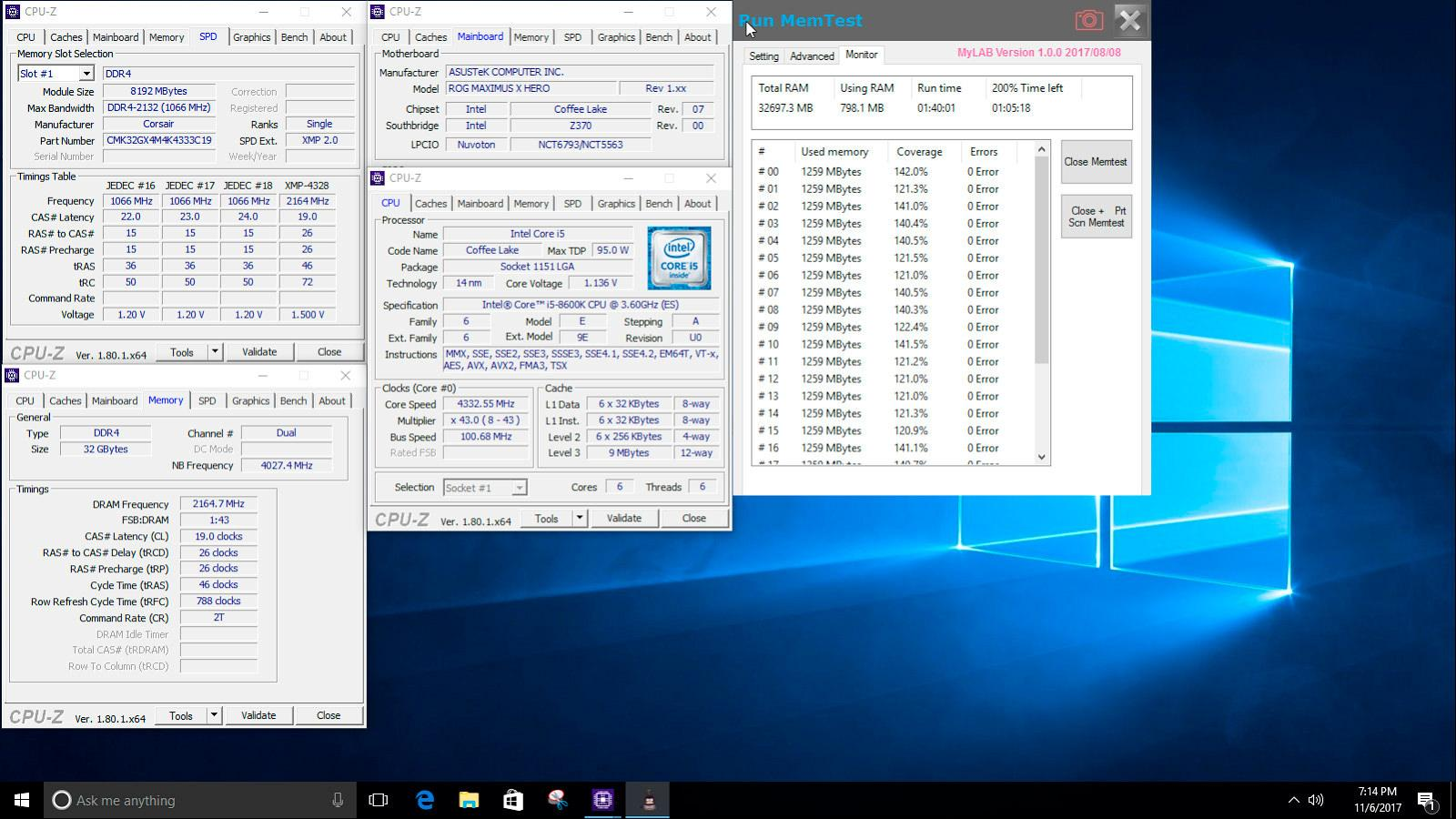 Corsair Vengeance LPX DDR4 4333 3