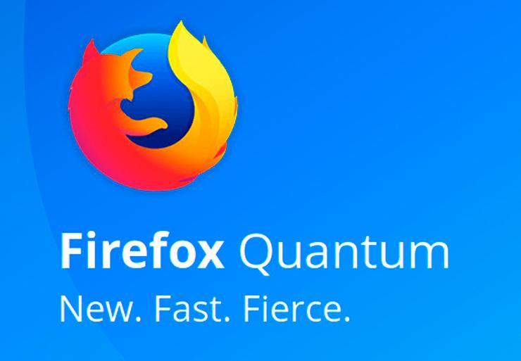 Mozilla Firefox Quantum 1