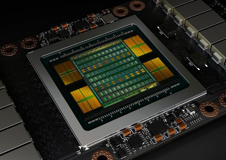 Видеокарты NVIDIA Ampere будут базироваться на 10 нм техпроцессе