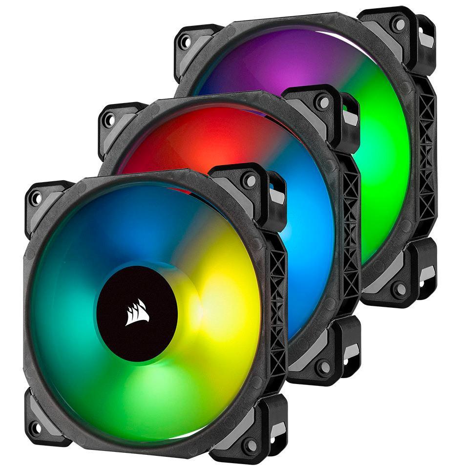 Corsair ML120 140 Pro RGB 4