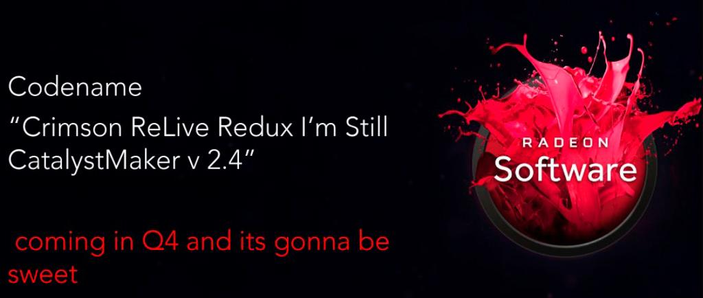 AMD ReLive Redux 1