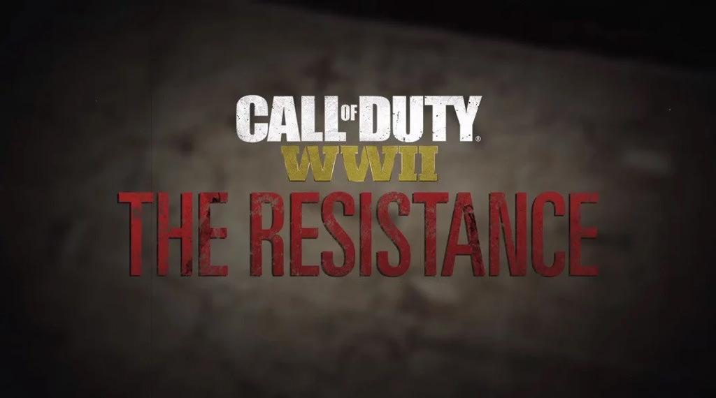 Совсем немного подробностей о первом дополнении Call of Duty: WW2