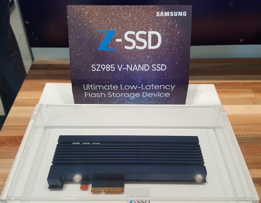 Samsung SZ985 Z NAND 1