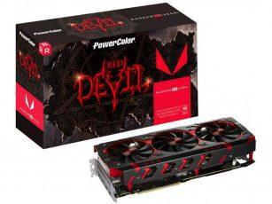 Магазин OcUK начал принимать предзаказы на PowerColor Radeon RX Vega 64 Red Devil