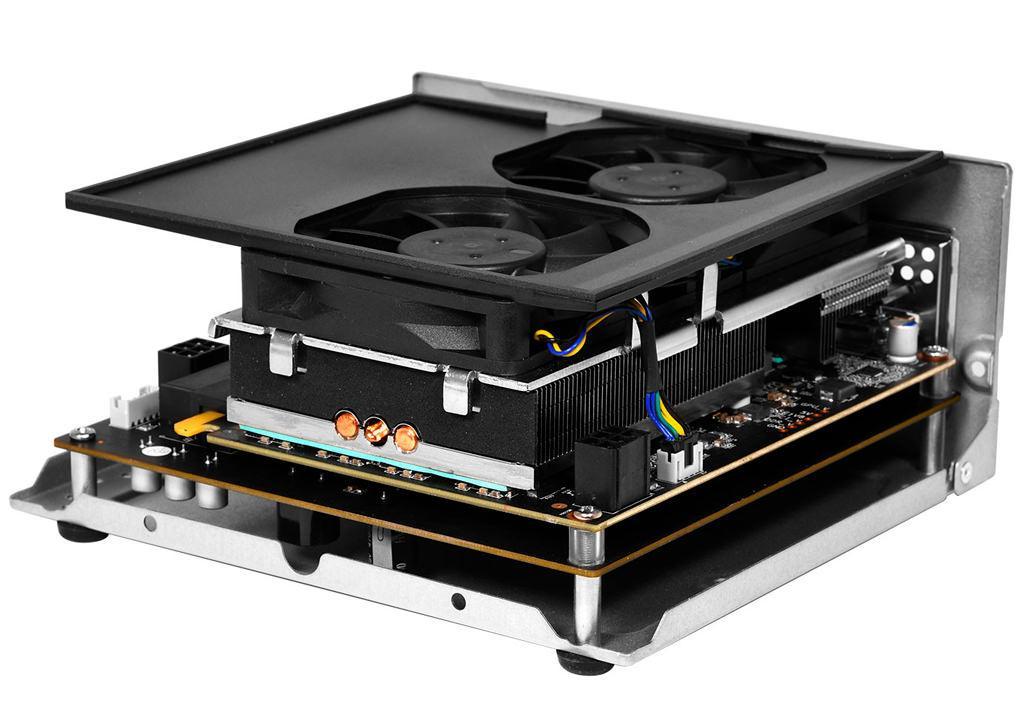KFA2 выпустила внешнюю видеокарту SNPR GeForce GTX 1060