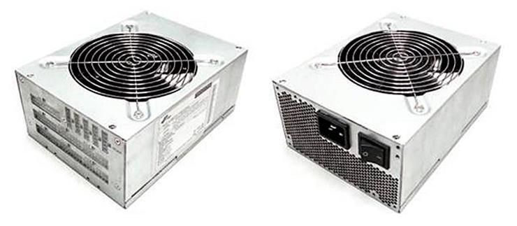FSP представила FSP2000-A0AGPBI – «платиновый» блок питания на 2000 Вт