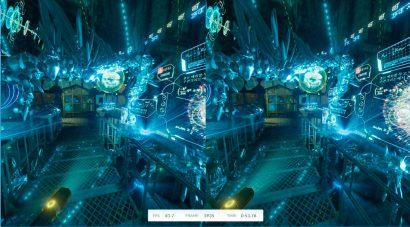 Radeon RX Vega 56/64 наказывают в VRMark Cyan Room