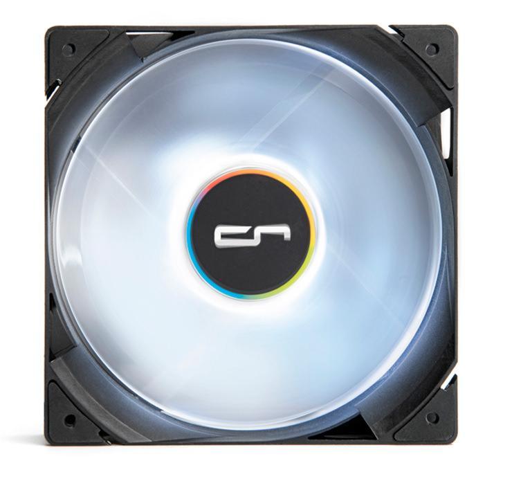 Cryorig QF120 LED 1