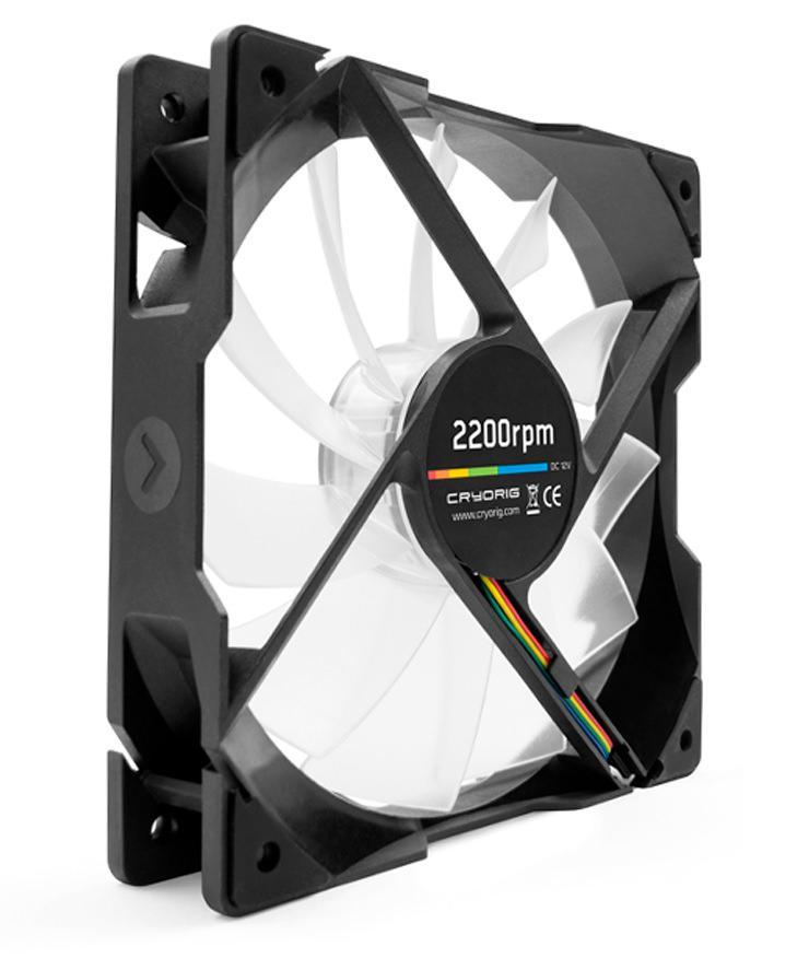 Cryorig QF120 LED 3
