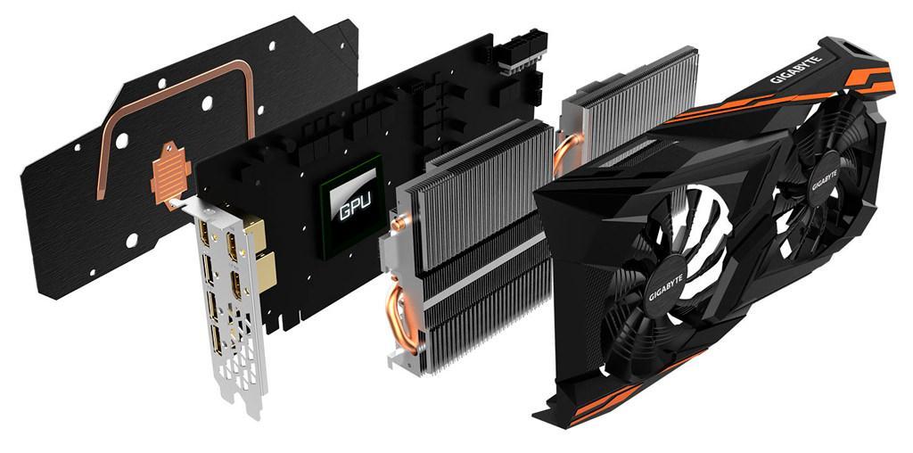 Gigabyte RX Vega 64 WindForce 2X 3