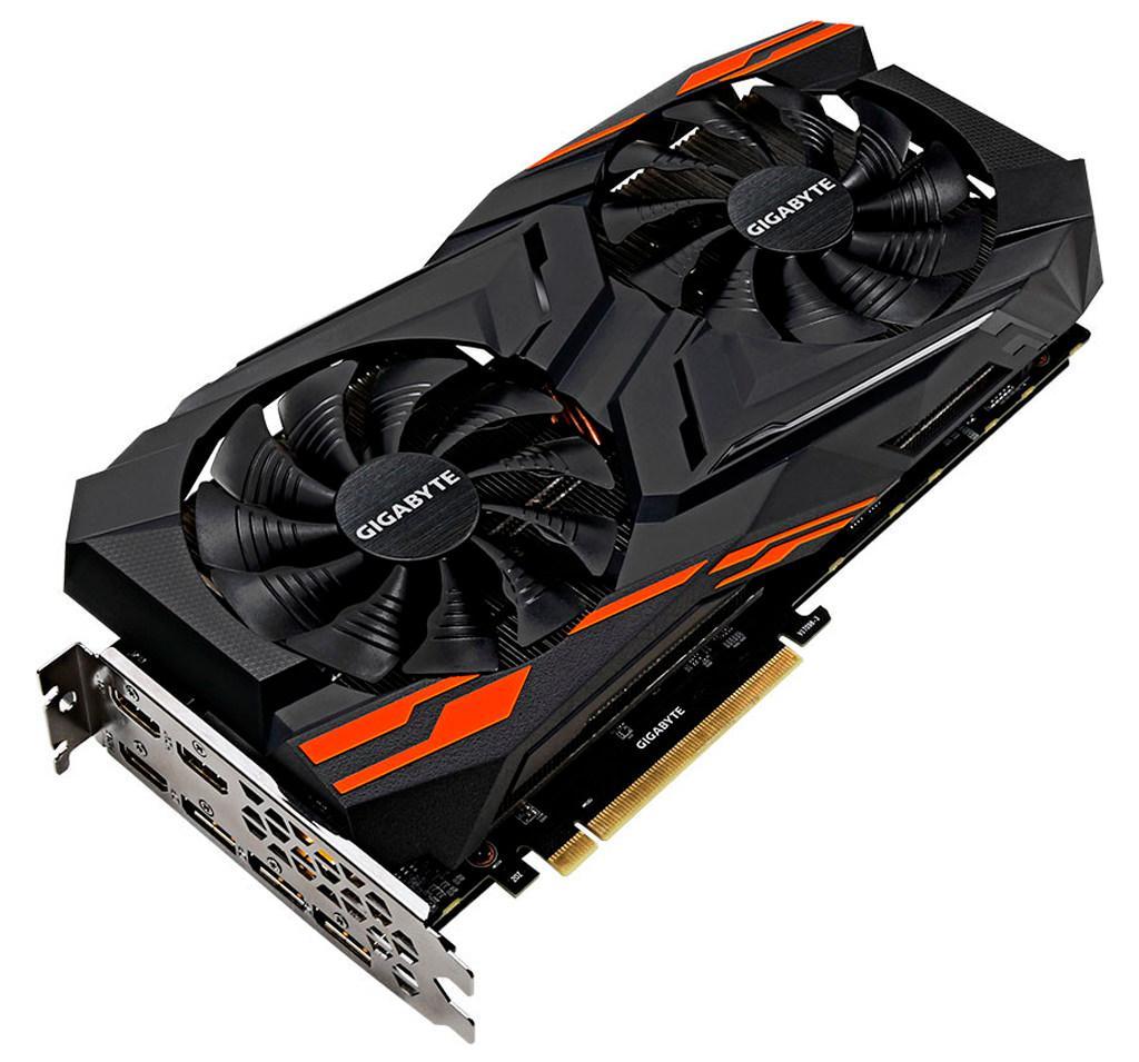 Gigabyte RX Vega 64 WindForce 2X 4