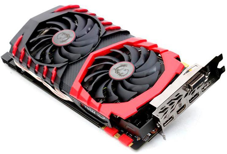 MSI GeForce GTX 1070 Ti review 1