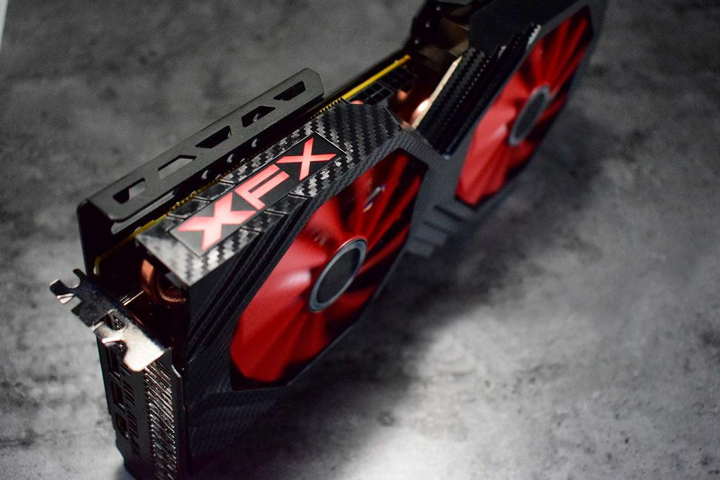 XFX custom Radeon RX Vega 1