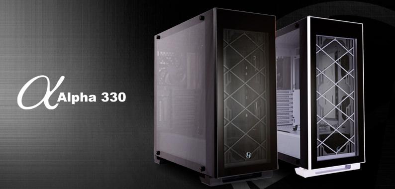 Alpha 330 и Alpha 550 – пара новых корпусов от Lian Li