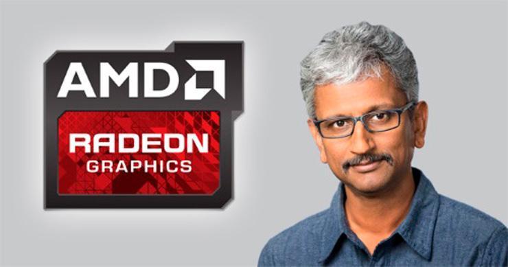 Раджа Кодури уходит из AMD