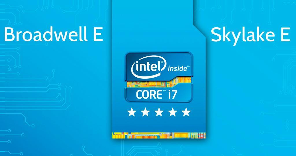 Intel упраздняет процессоры линейки Broadwell-E