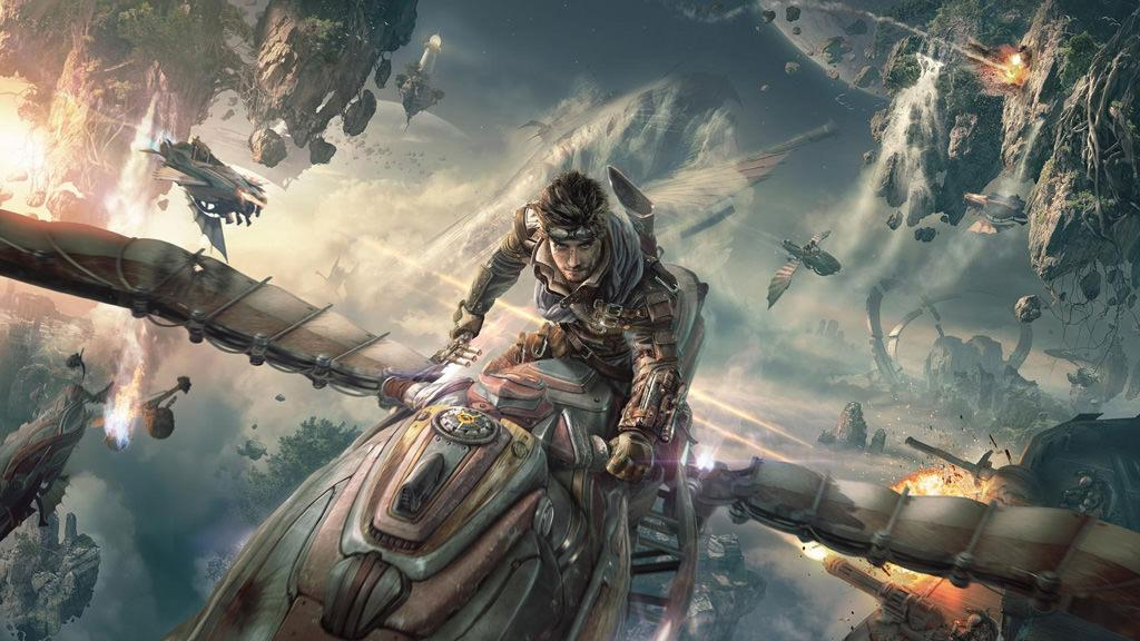 Студия Bluehole работает над новой MMORPG — Ascent: Infinite Realm
