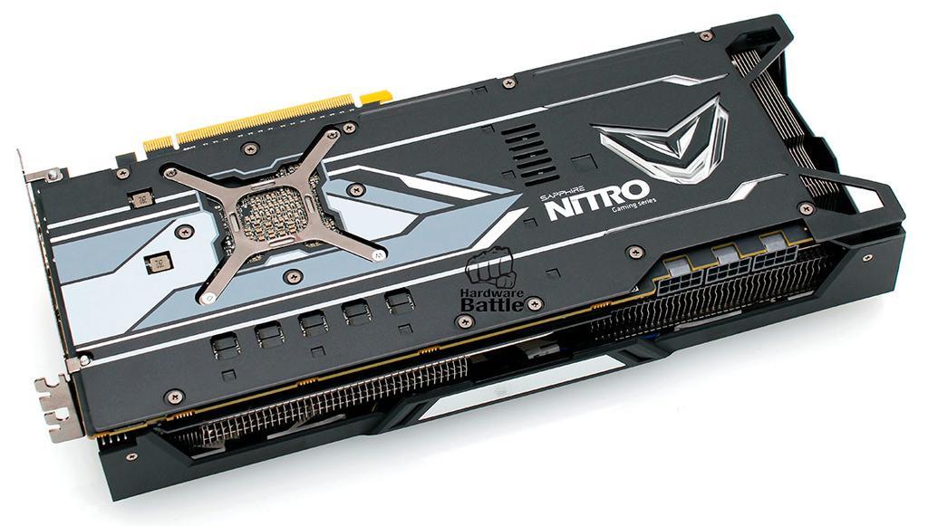 Sapphire Radeon RX Vega 64 Nitro 3